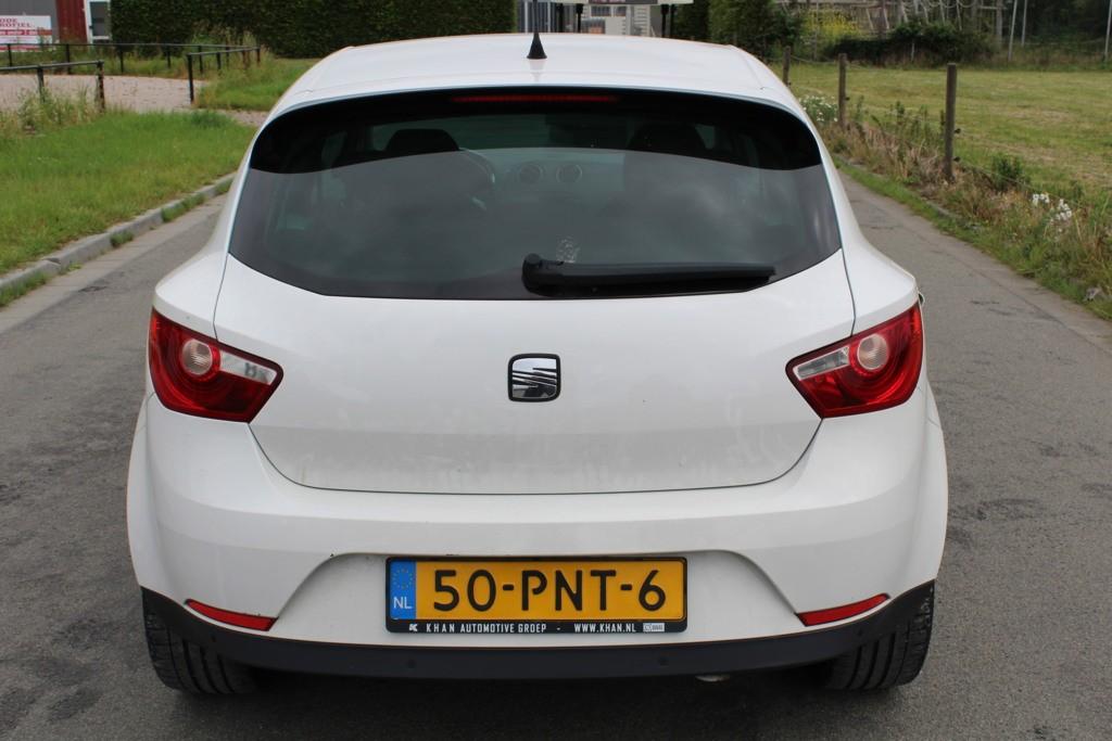 Afbeelding 8 van Seat Ibiza 1.2 TDI Style Ecomotive
