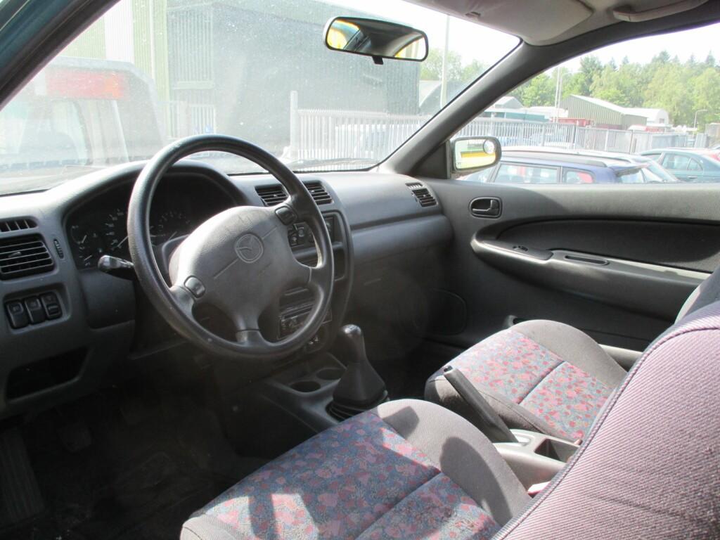Afbeelding 5 van Mazda 323 1.8i GLX