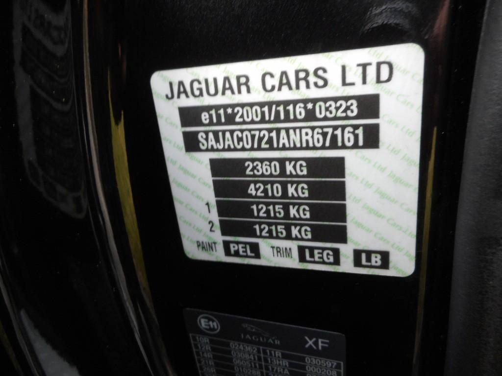 Afbeelding 33 van Jaguar XF 3.0D S V6 Premium Luxury