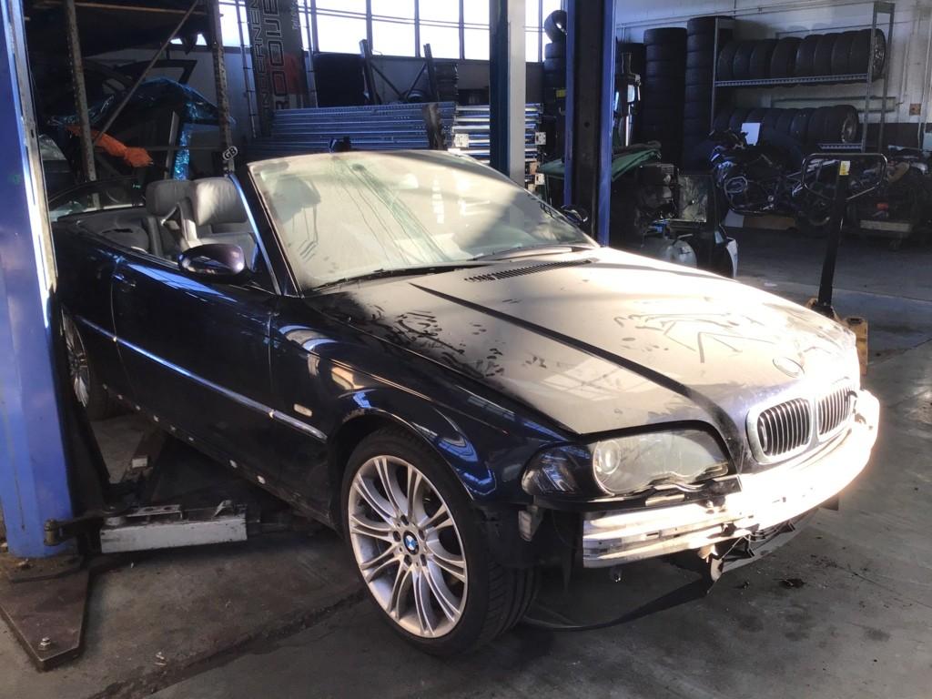Afbeelding 1 van BMW 3-serie Cabrio 320Ci