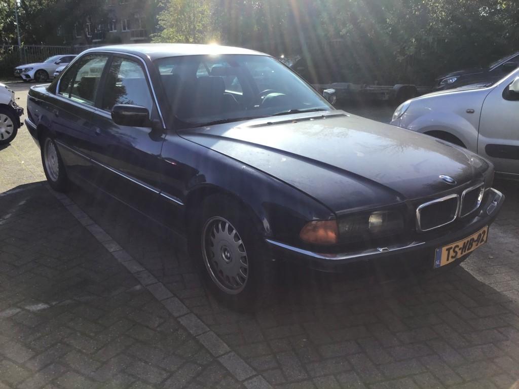 Afbeelding 1 van BMW 7-serie 728i