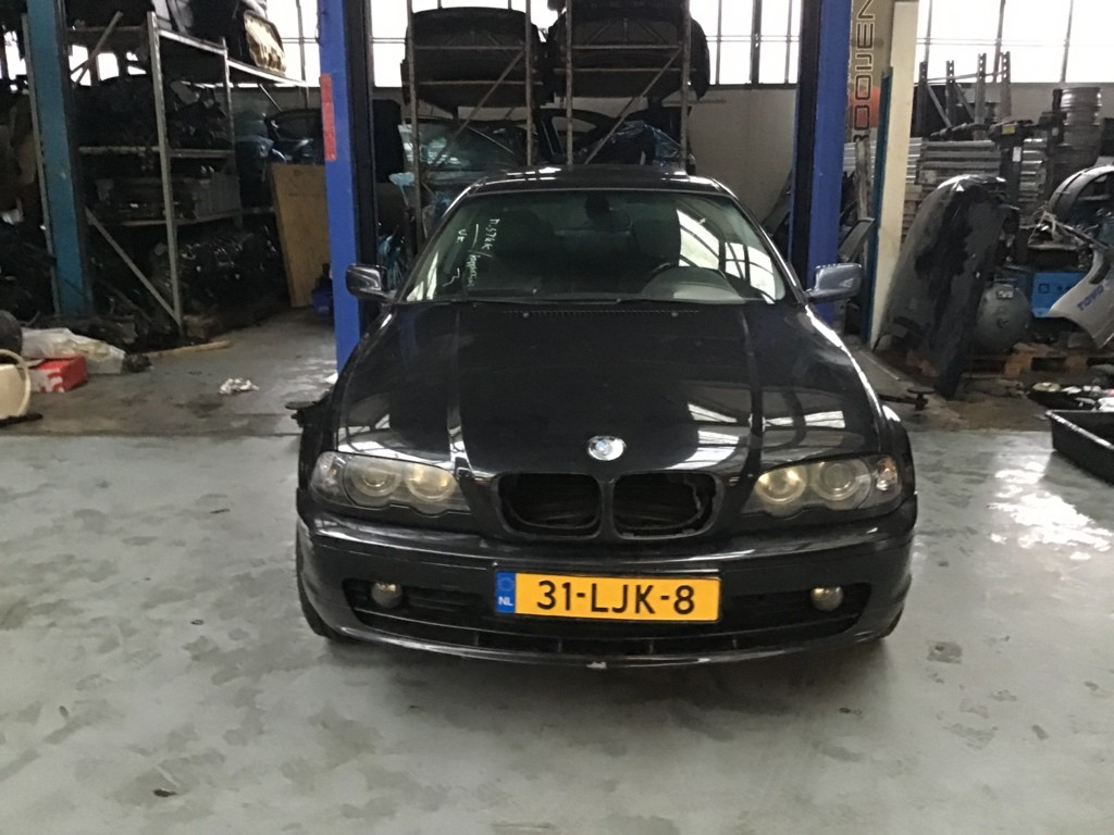 Afbeelding 2 van BMW 3-serie Coupé 318Ci Executive