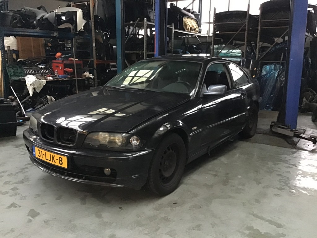 Afbeelding 1 van BMW 3-serie Coupé 318Ci Executive