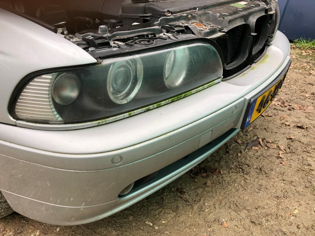 Afbeelding 1 van BMW 5-serie Touring 525i Executive