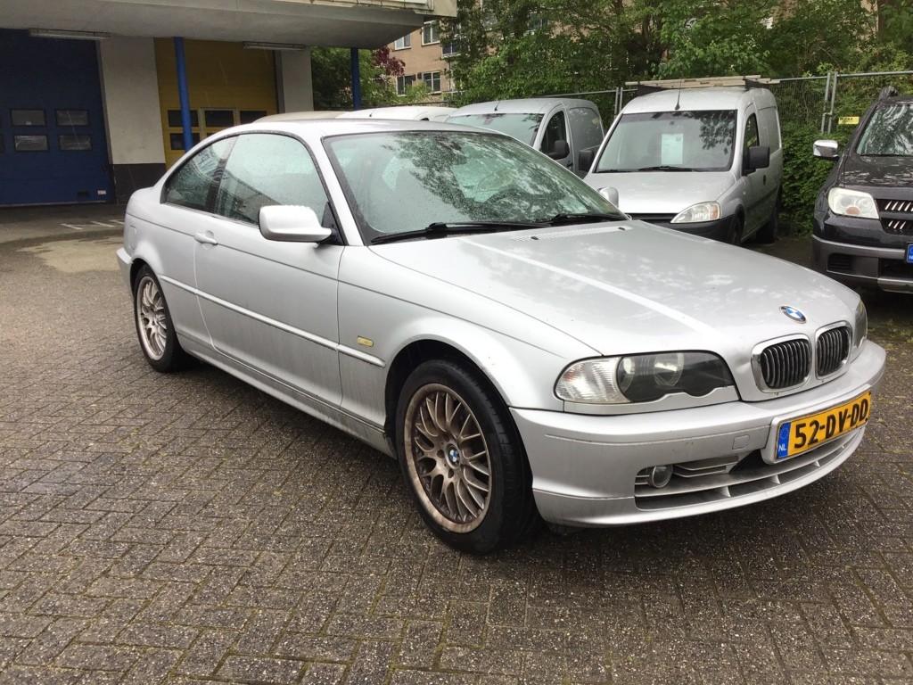 Afbeelding 3 van BMW 3-serie Coupé 318Ci