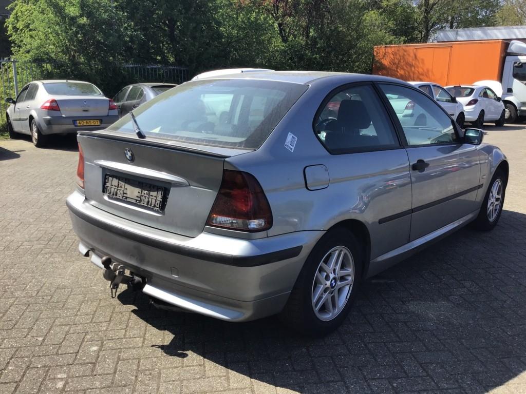 Afbeelding 8 van BMW 3-serie Compact 318ti