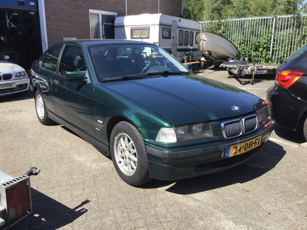 Afbeelding 3 van BMW 3-serie Compact 316i
