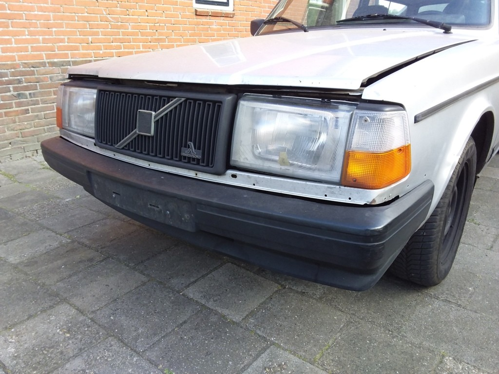 Afbeelding 9 van Volvo 240 2.3i Polar