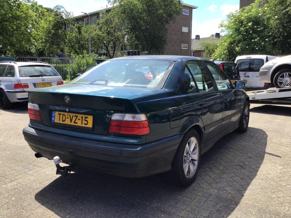Afbeelding 5 van BMW 3-serie 316i Edition