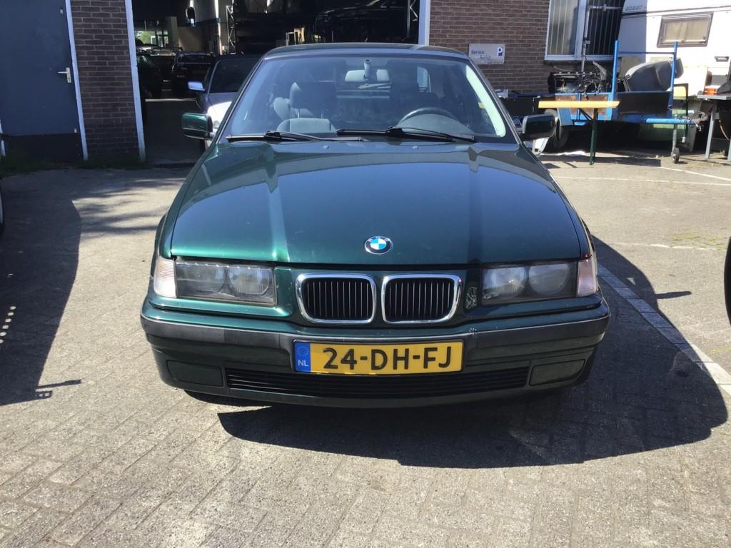 Afbeelding 2 van BMW 3-serie Compact 316i