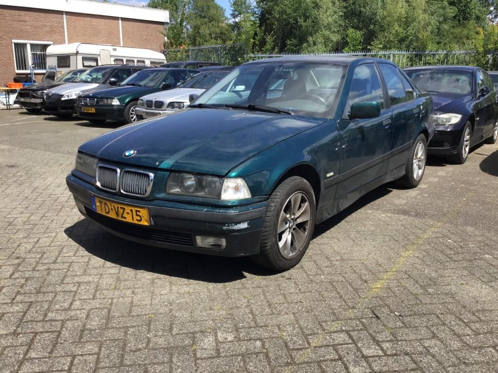 Afbeelding 1 van BMW 3-serie 316i Edition