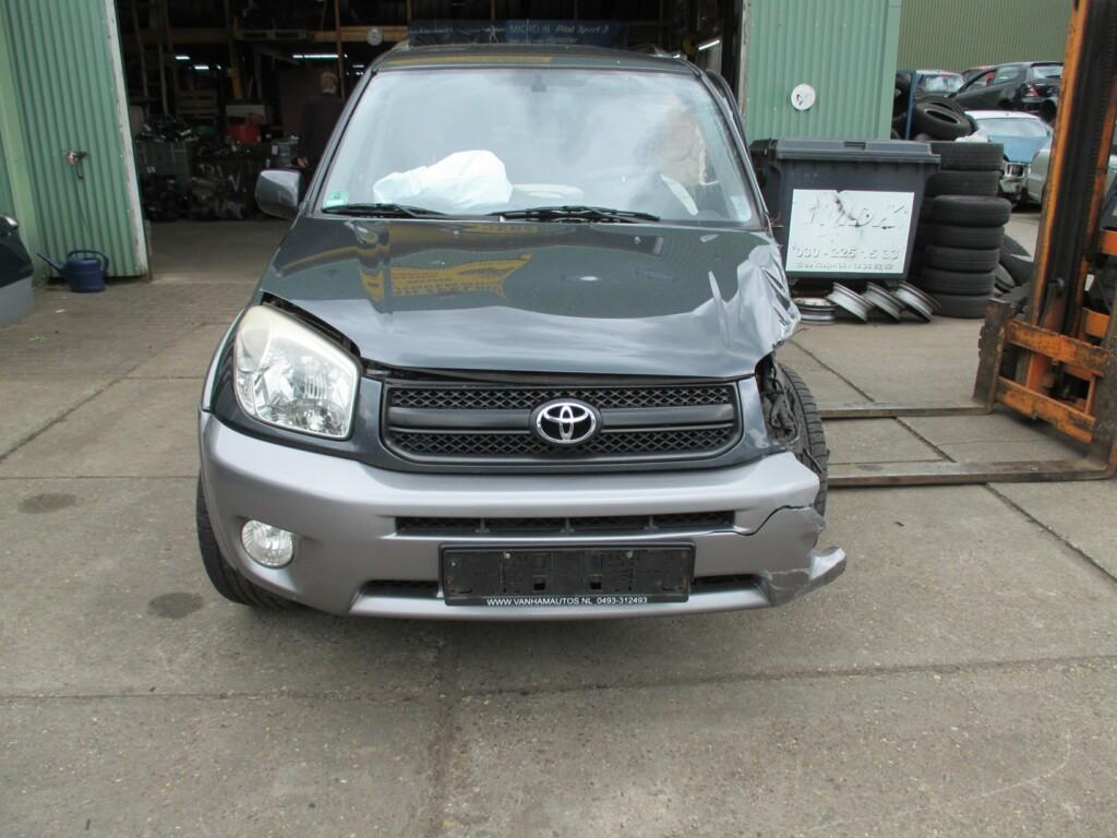 Afbeelding 4 van Toyota RAV4 2.0-16V VVT-i Sol