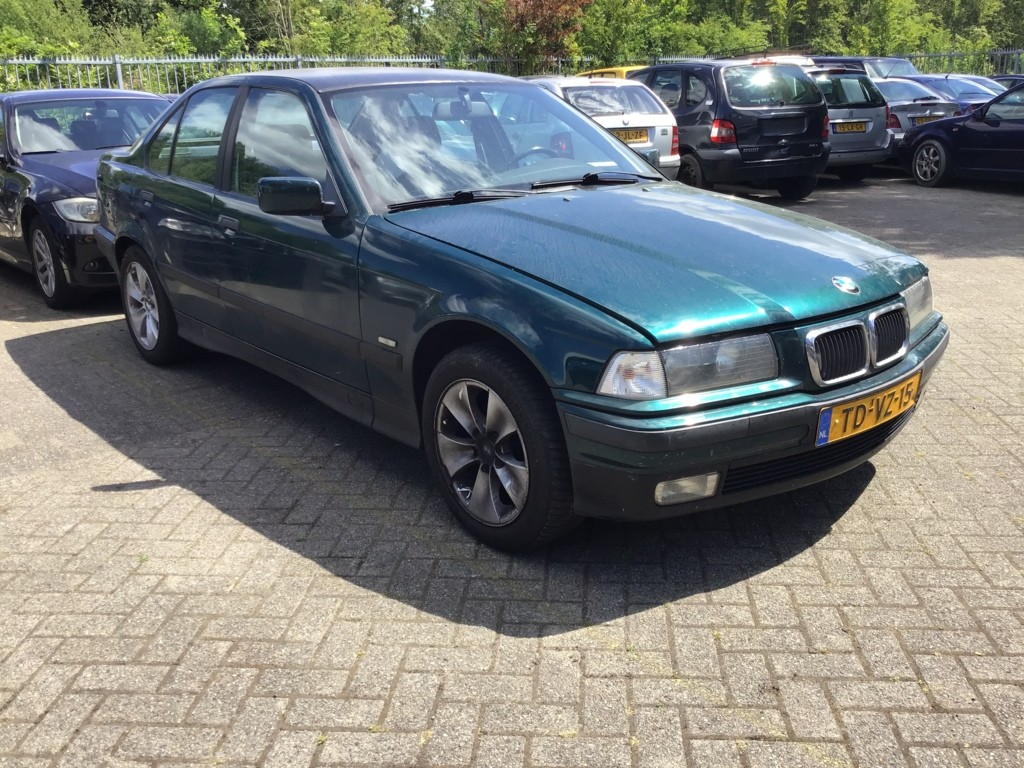 Afbeelding 3 van BMW 3-serie 316i Edition