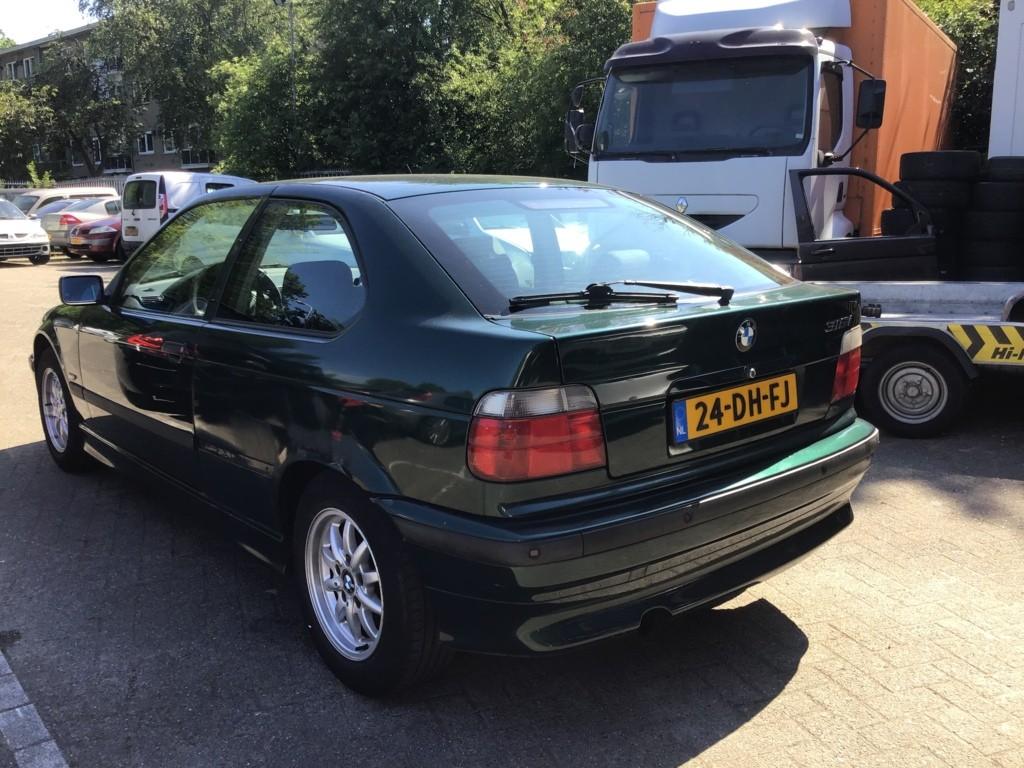 Afbeelding 5 van BMW 3-serie Compact 316i