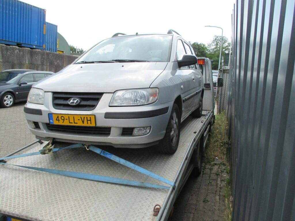 Afbeelding 3 van Hyundai Matrix 1.6i