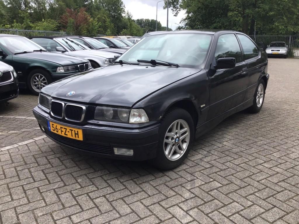 Afbeelding 1 van BMW 3-serie Compact 316i