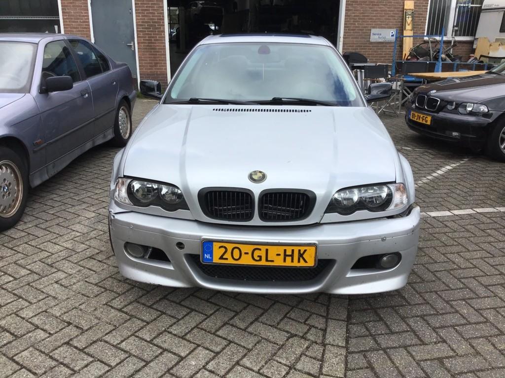 Afbeelding 2 van BMW 3-serie Coupé 318Ci