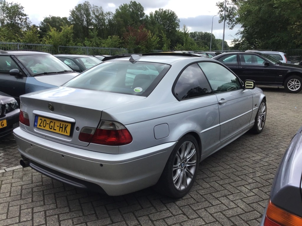Afbeelding 9 van BMW 3-serie Coupé 318Ci