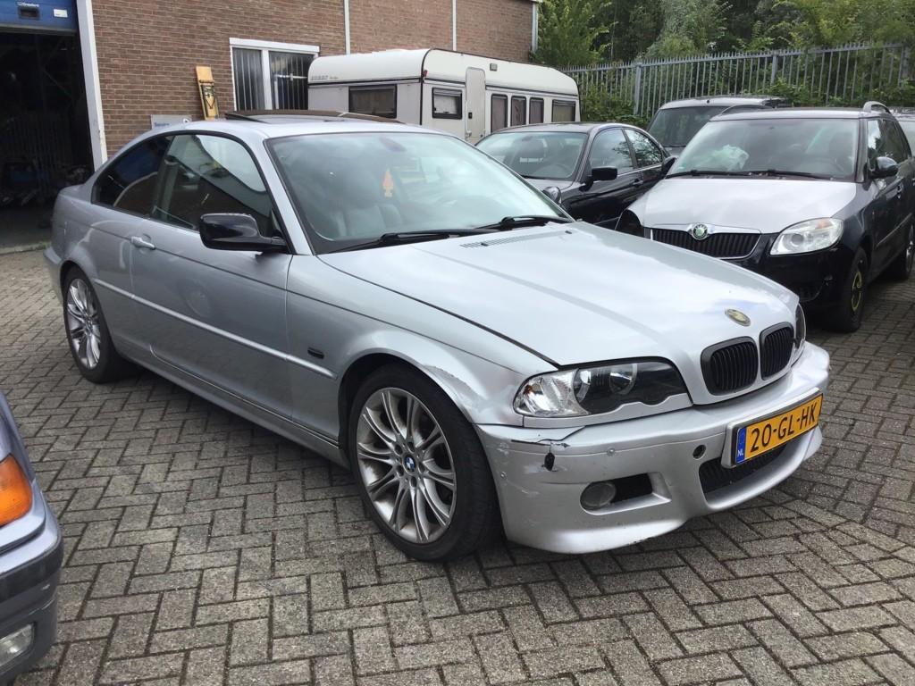 Afbeelding 5 van BMW 3-serie Coupé 318Ci