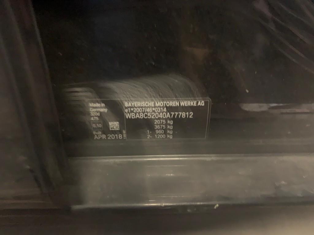 Afbeelding 10 van BMW 3-serie 320d Edition M Sport Shadow High Executive