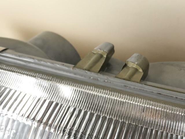 Afbeelding 4 van Koplamp Honda Civic IV HB Sedan links TYC 20-1603-00-2