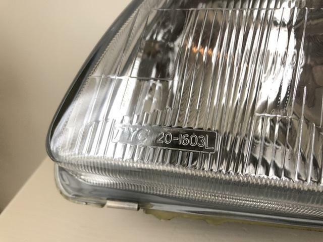 Afbeelding 10 van Koplamp Honda Civic IV HB Sedan links TYC 20-1603-00-2