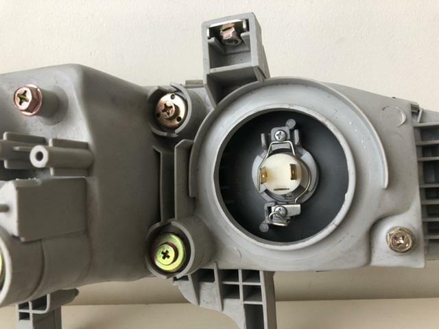 Afbeelding 7 van Koplamp Honda Accord IV (CB) links Depo 217-1113-LD