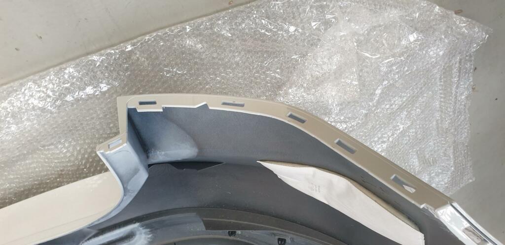 Afbeelding 13 van GOLF 7 7.5 FACELIFT HIGHLINE AchterbumperLC9A BUMPER CHROOM