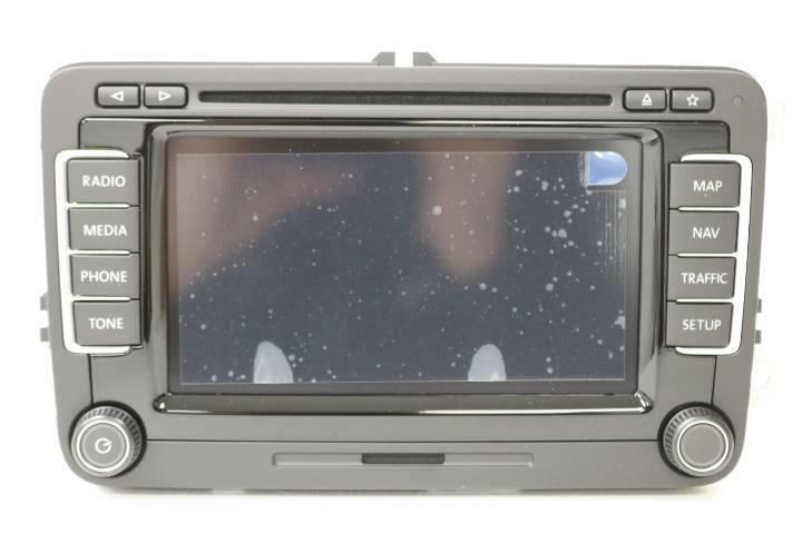 Afbeelding 1 van Nieuwe RNS510 navigatie diverse VW 1K8035680AX