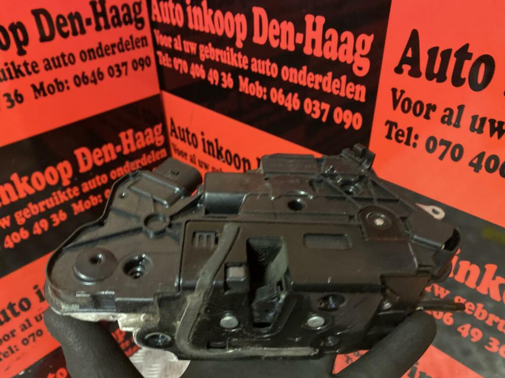 Afbeelding 2 van Seat Ibiza - Fabia ('08-'17) Deurslotmechaniek Linksvoor