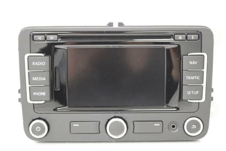 Afbeelding 1 van Nieuwe RNS315 radio / navigatie diverse VW 3C8035279Q
