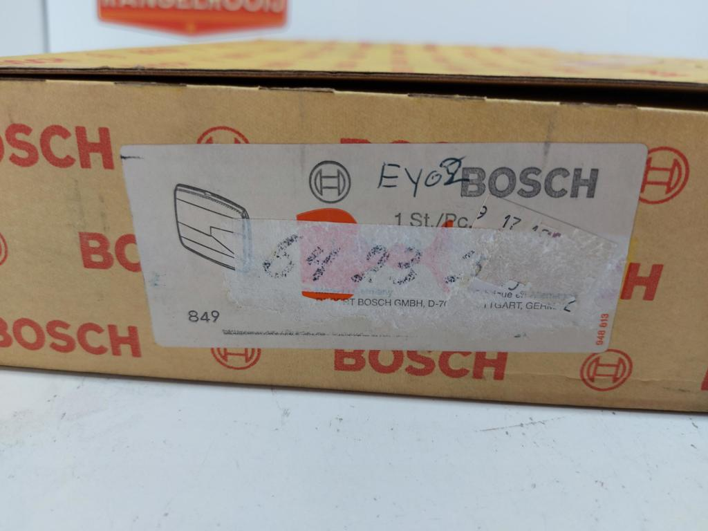 Afbeelding 8 van NOS set Bosch H4 koplamp glazen voor Opel Ascona C