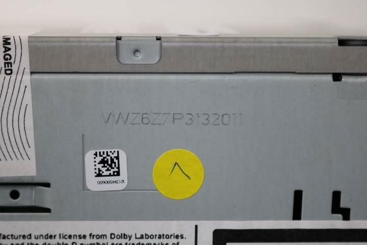 Afbeelding 6 van Nieuwe RNS510 navigatie diverse VW 1K8035680AX