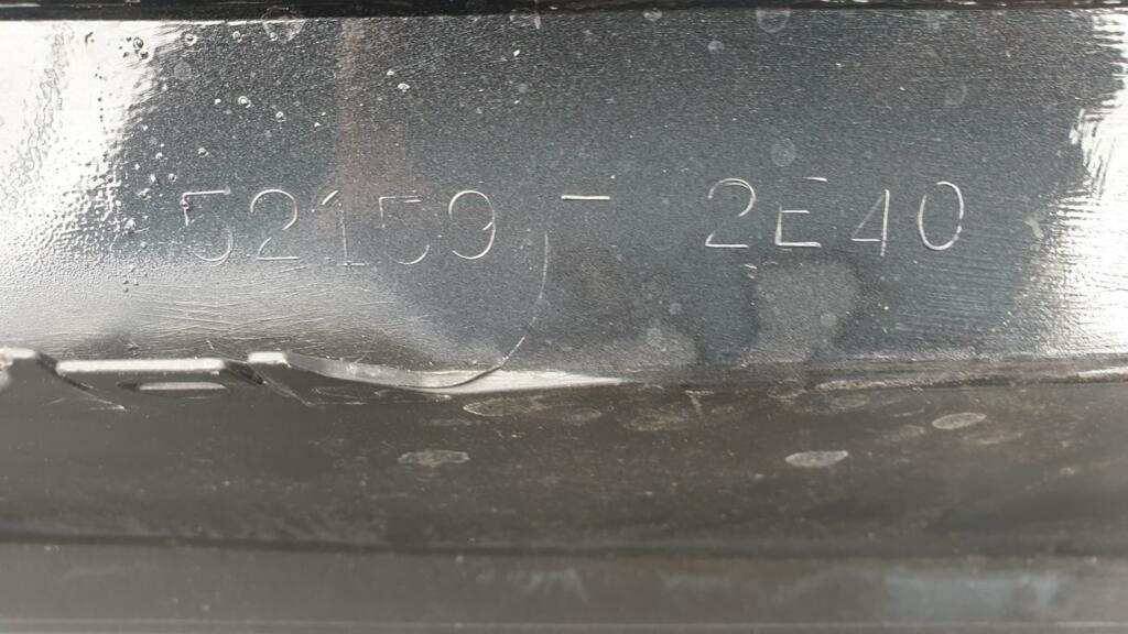 Afbeelding 4 van Toyota Corolla E210 Achterbumper 5215902E40