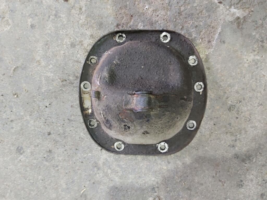 Afbeelding 4 van Ford escort koln differentieel deksel