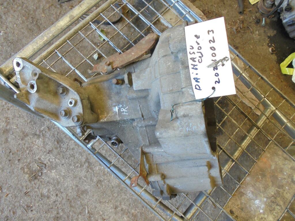 Afbeelding 2 van 5-versnellingsbak Daihatsu Cuore VI 1.0-12V Kyoto ('03-'09)