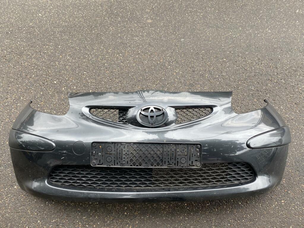 Afbeelding 1 van Toyota Aygo ('05-'09) Voorbumper - 1E0