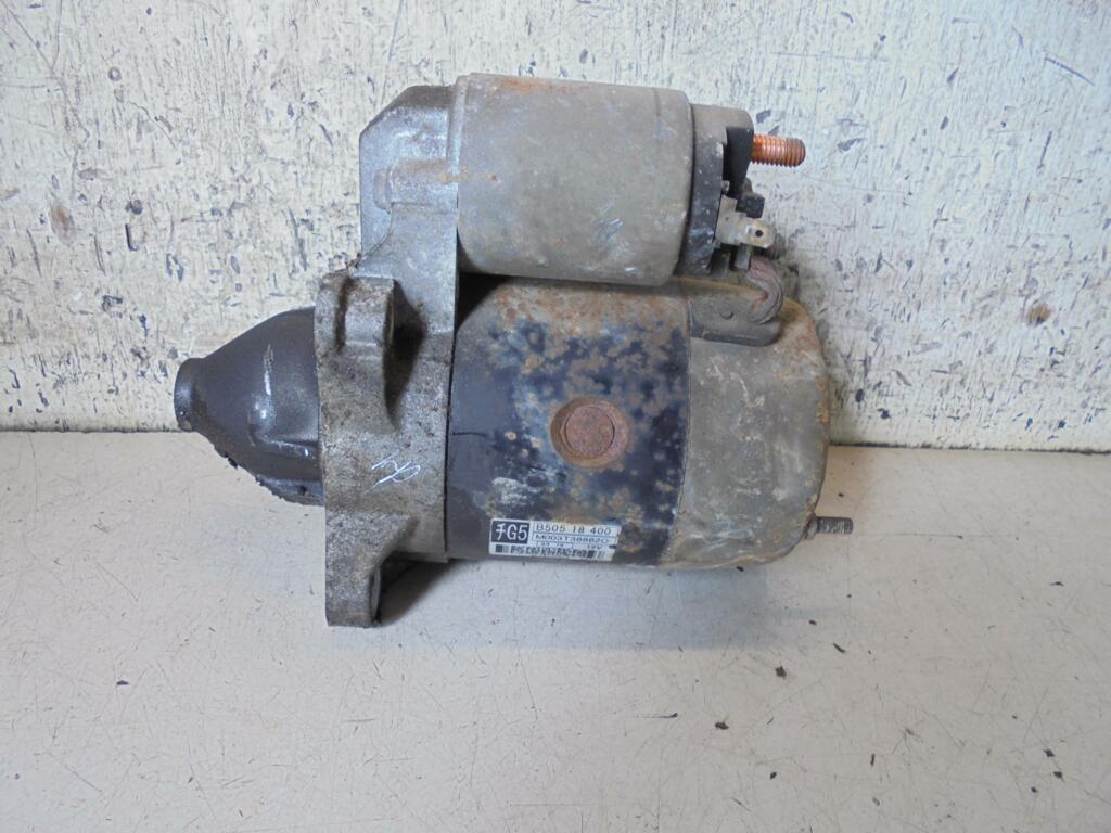 Afbeelding 1 van Startmotor Mazda Demio 1.3 GLX ('98-'03) M003T38882C