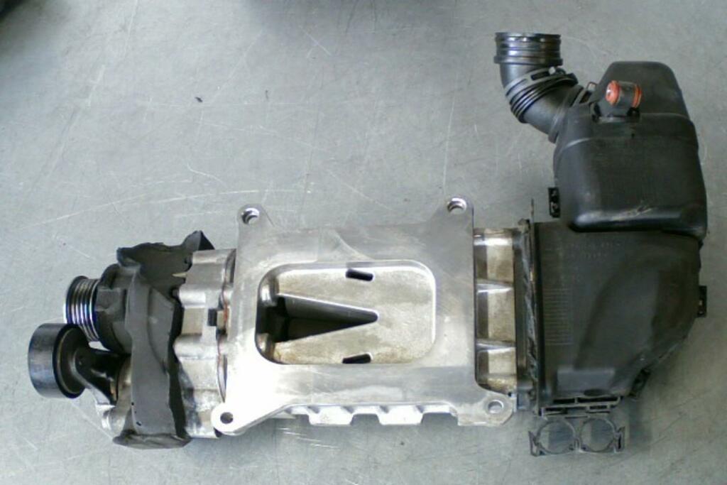 Afbeelding 4 van Compressor Supercharger 03C145601E 1.4TSI BLG BMY CAV VAG