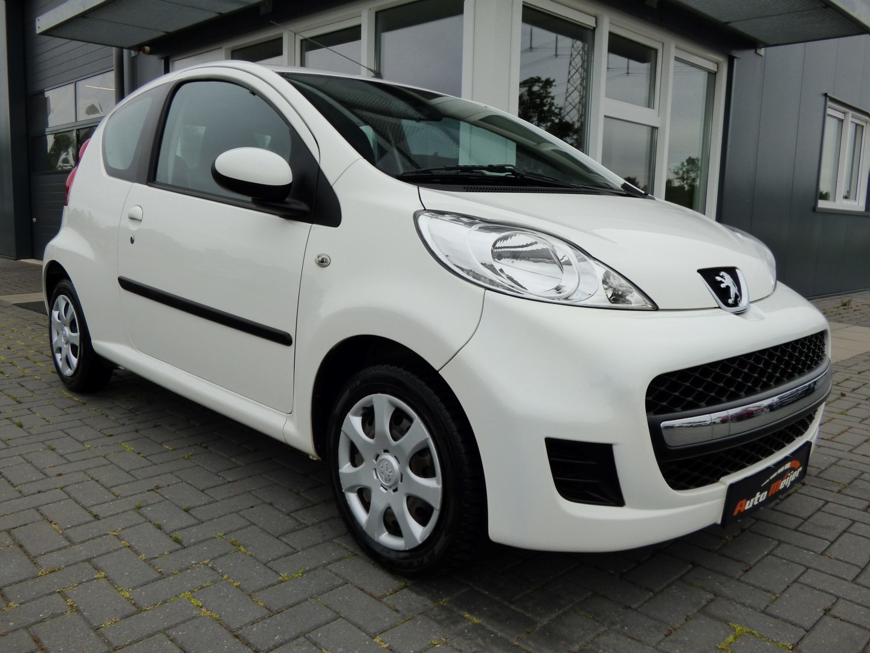 Peugeot 107 1.0-12V XS | 100000 KM!!!