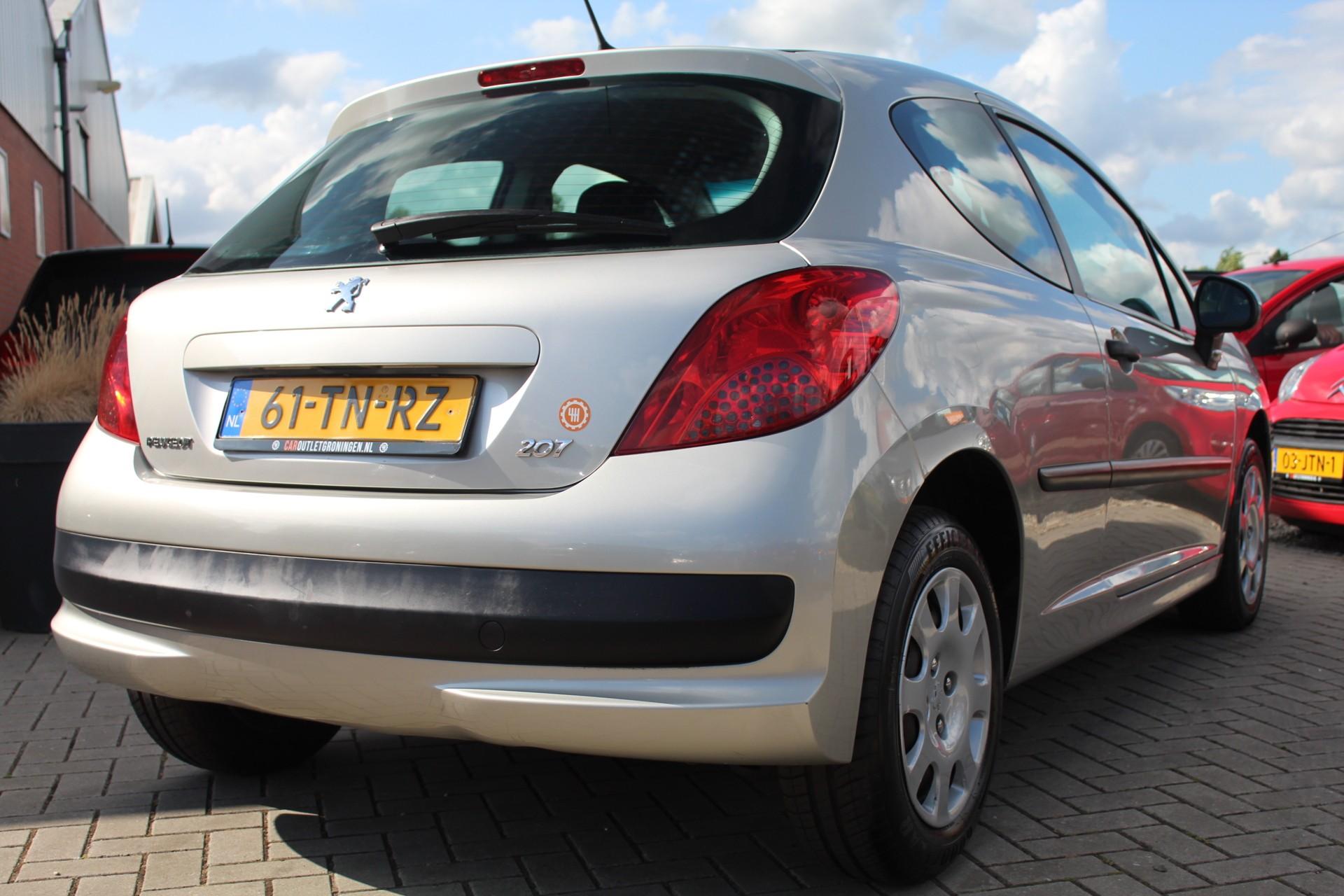 Caroutlet Groningen - Peugeot 207 1.4 | AIRCO | ELEK PAKKET | NETTE AUTO