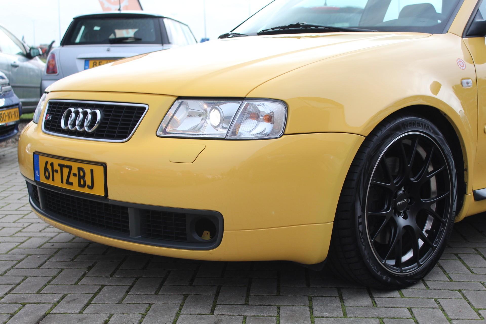 Caroutlet Groningen - Audi S3 1.8 5V T| RVS UITLAAT | QUATTRO | LEDER/ALCANTARA |