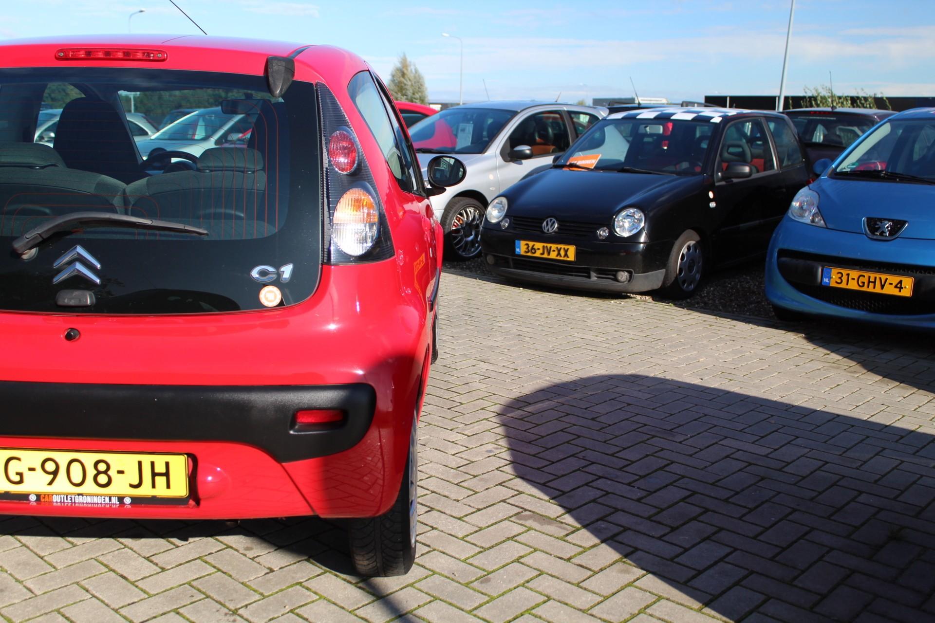 Caroutlet Groningen - Citroen C1 1.0-12V   2008   AIRCO   ELEK PAKKET