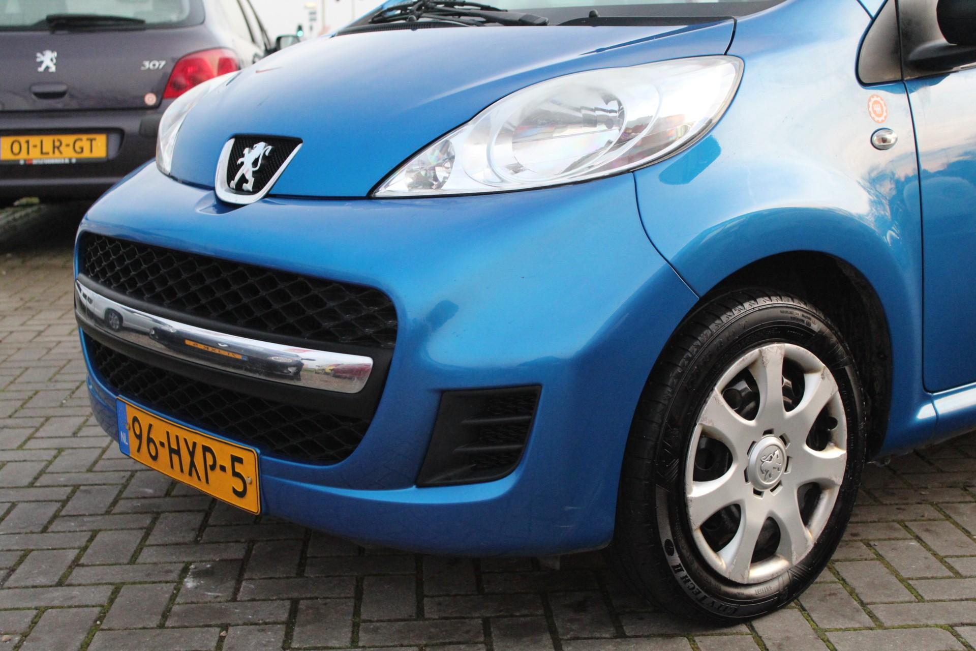 Caroutlet Groningen - Peugeot 107 1.0-12V | 2009 | NW APK | STUURBEKRACHTING