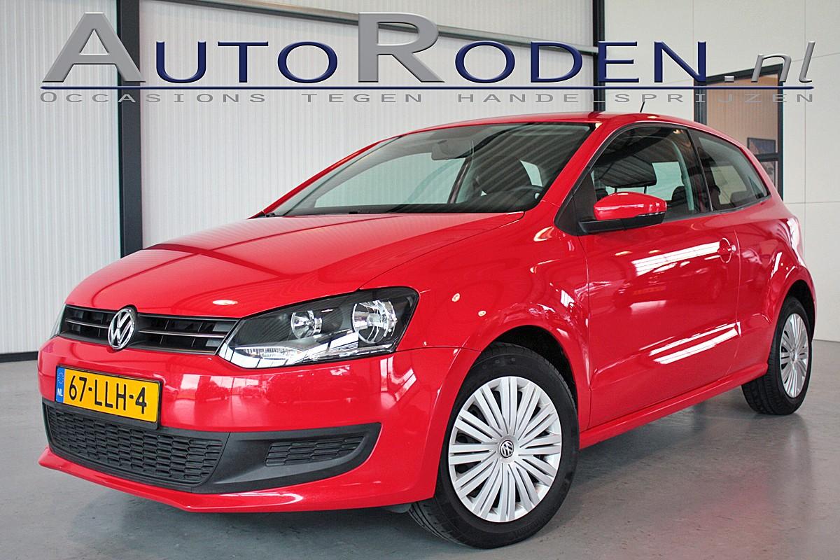 Volkswagen Polo 1.4-16V Comfortline Automaat ECC/Navi/Cruise