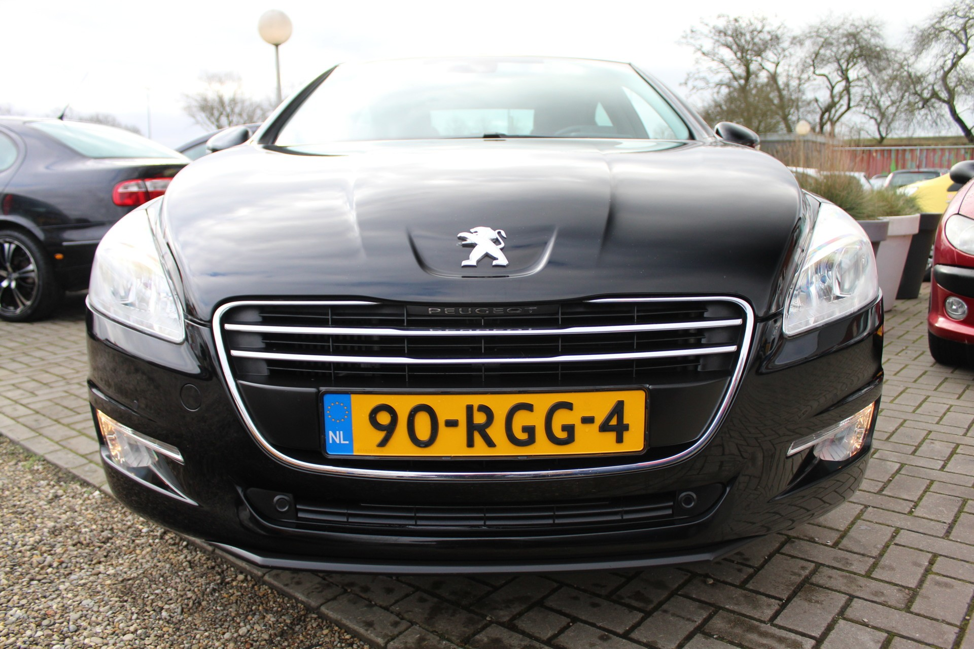 Caroutlet Groningen - Peugeot 508 1.6 THP Allure | NAVI | HUD | LEDER/STOF