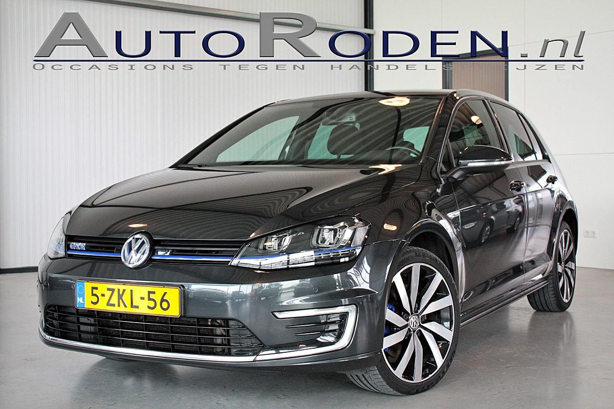 Volkswagen Golf 1.4 TSI GTE PHEV 204pk Executive Plus €14.260 EX BTW