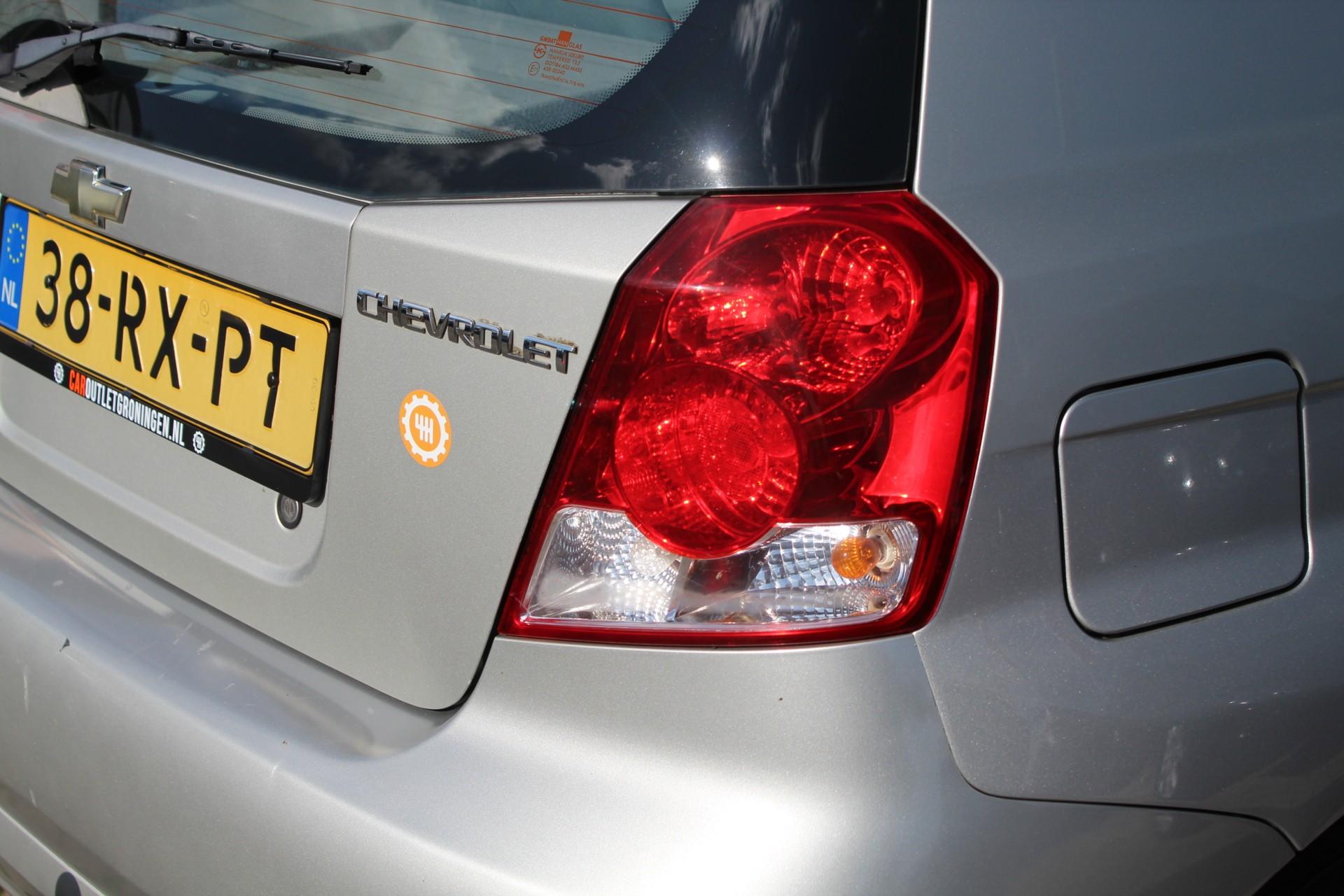Caroutlet Groningen - Chevrolet Kalos 1.2 Spirit | AIRCO | 2e EIGENAAR | NW APK
