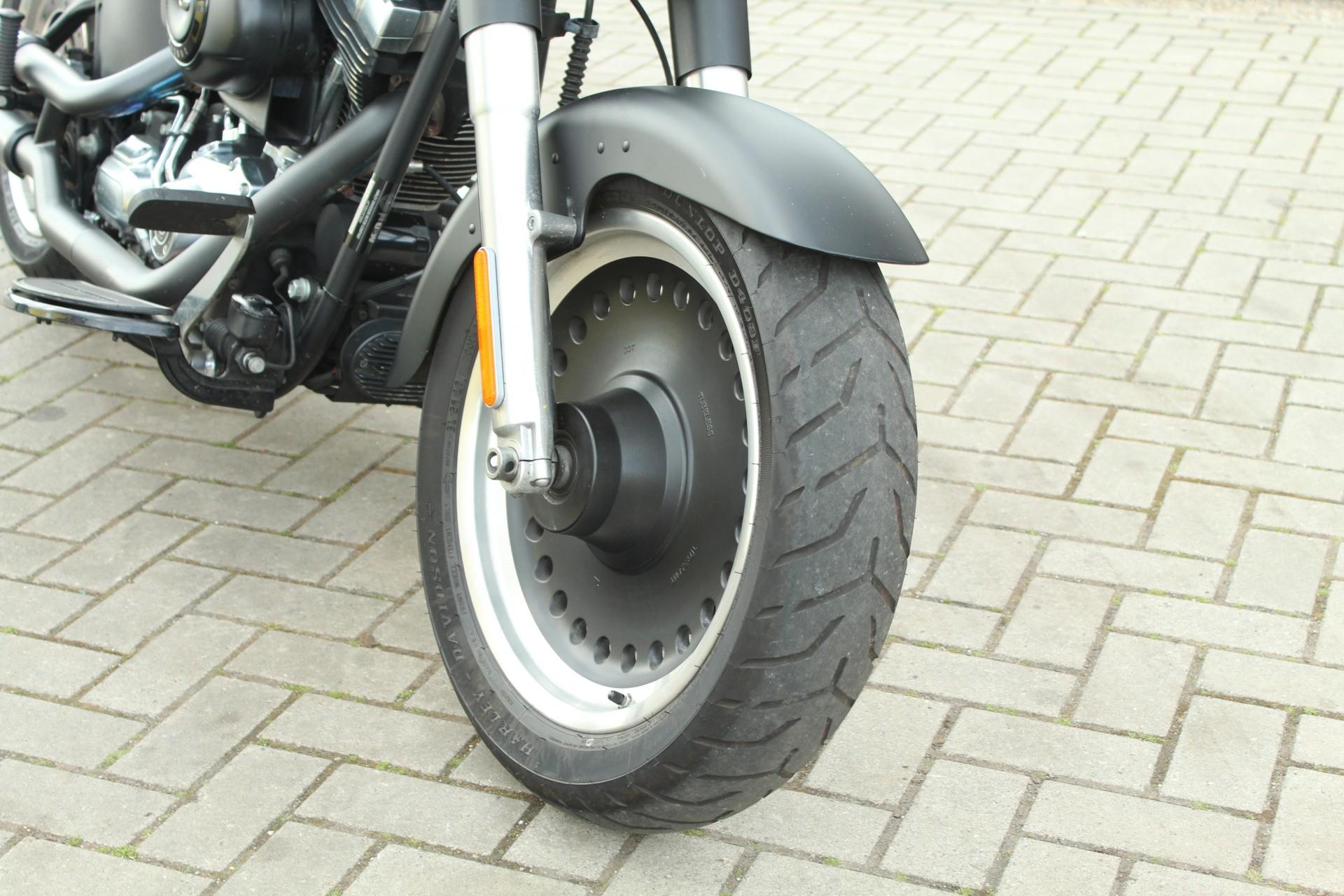 Caroutlet Groningen - 2010 | Harley Davidson 96 FLSTF Fat Boy | MAT | ORG NL | DEALER OH |