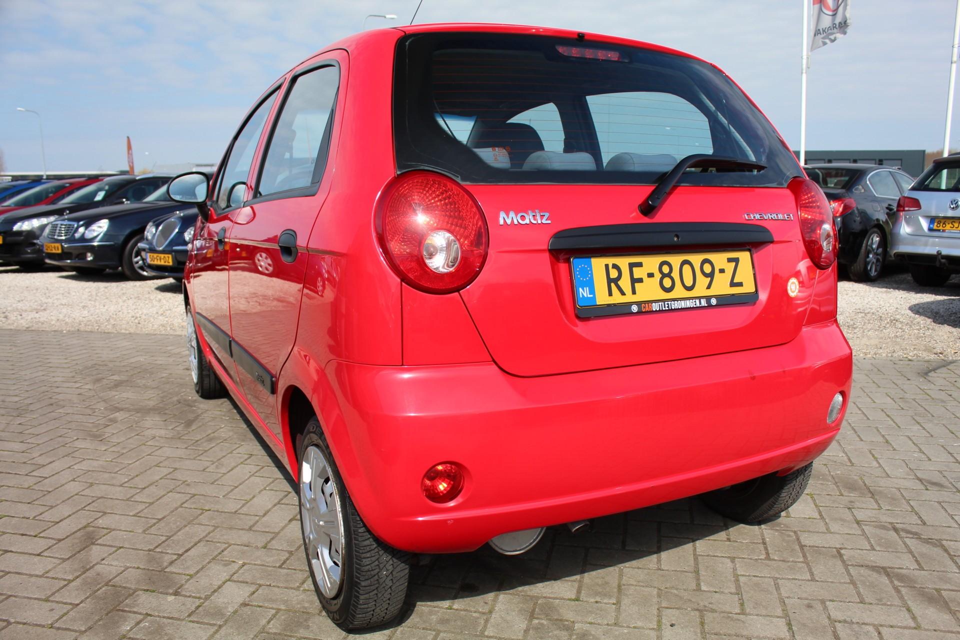 Caroutlet Groningen - Chevrolet Matiz 0.8 Pure | 2010 | 5 DEURS | NIEUWE APK